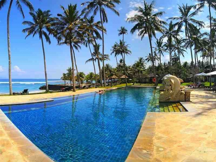 Hotel Candi Beach Resort Spa Bali Indonesia Prices And Booking