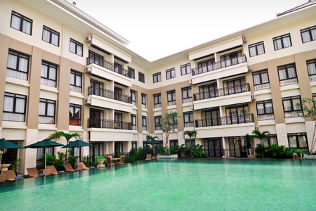 Hotel Grand Kuta Hotel And Residence Bali Indonesia Prices And Booking