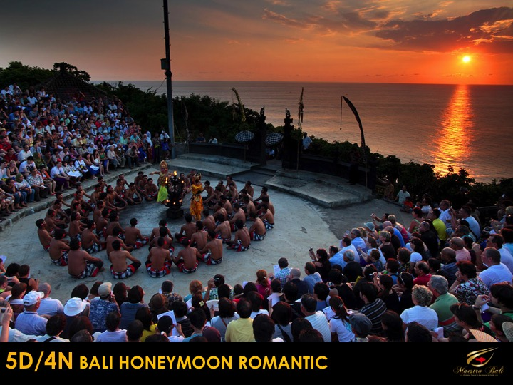 5D4N - Bali Honeymoon Romantic