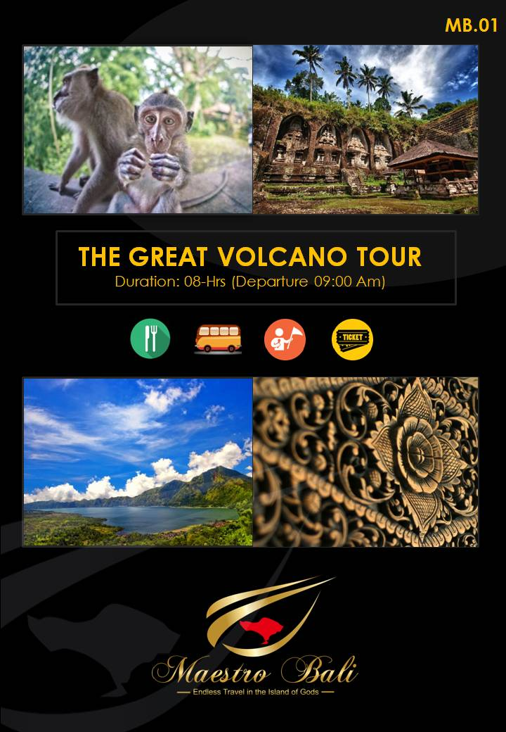 The Great Volcano Tour